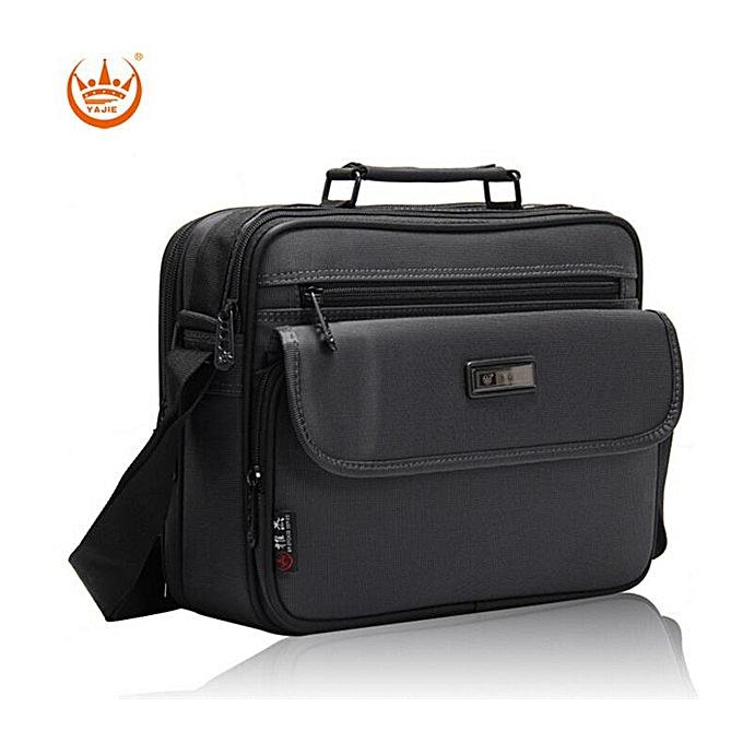 Other Briefcases Of Various Tailles Men's Laptop Bag Top Quality Waterproof Oxford Men Business Package Shoulder Bag Bolsa De Trabajo(3230 11 inch) à prix pas cher