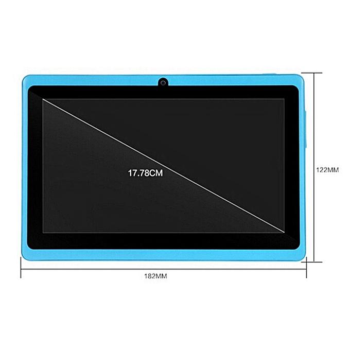 OEM KitKat WiFi à deux caméras avec tablette pour ordinateur portable Quad Core 8 Go HD Android 4.4 à prix pas cher