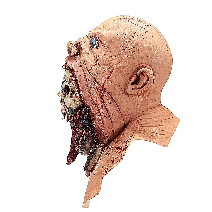 OEM HalFaibleeen Party Home Decoration Toys Horror rougeten Bloody Mask Props Toys Supply For Enfants Gift à prix pas cher