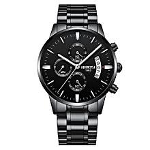 2ebc0c2cc6 Montre de luxe pour hommes de marque de chronographe de luxe avec montres  pour hommes