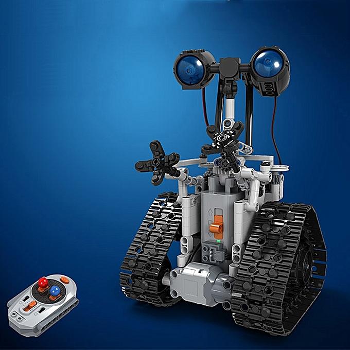 UNIVERSAL 408 PCS MoFun 7112 DIY Robotembling Blocks with Remote Control à prix pas cher