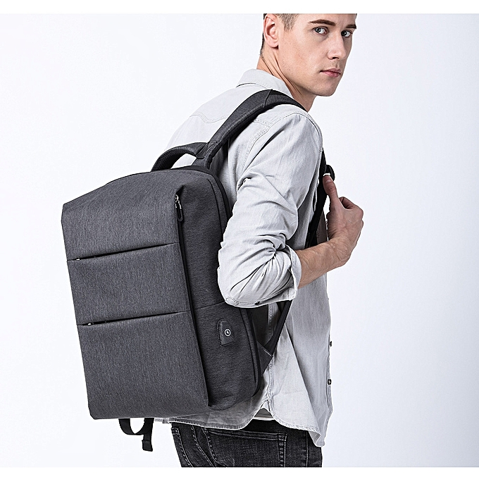 OEM Refined Travel Shoulders Package Computer Man Bag Waterproof Male Backpack à prix pas cher