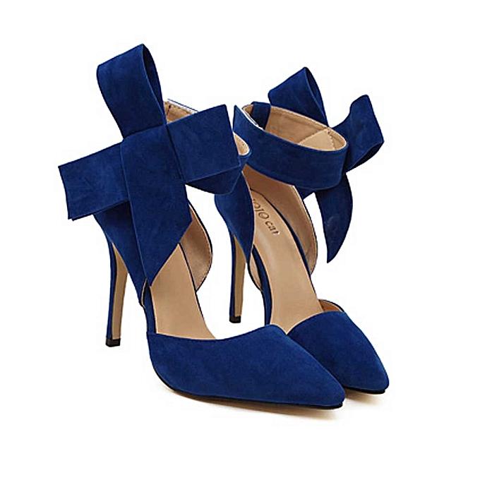 Générique Chaussures à Talons pour Femmes - à Bleu à - prix pas cher    Black Friday 2018   Jumia Maroc cf3865