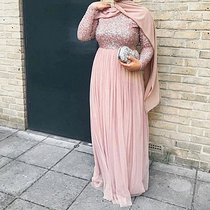 mode (Xiuxingzi) Elegant Muslim Evening Maxi Robe Cape Slim Muslim Party Robees à prix pas cher