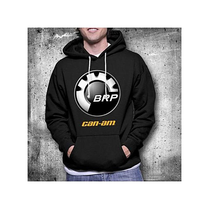 Generic New Can Am Logo Brp Men's Hoodie Classic à prix pas cher