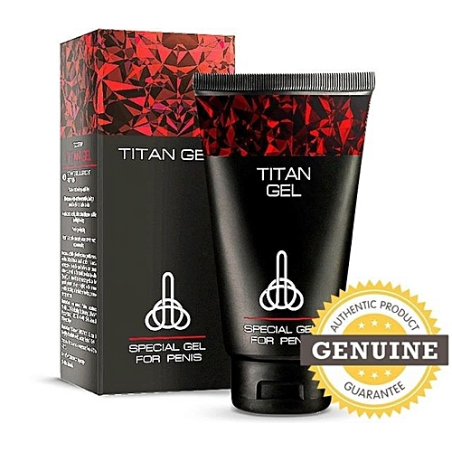 titan gel hommes 50 ml 100 original made in russia pour augmenter