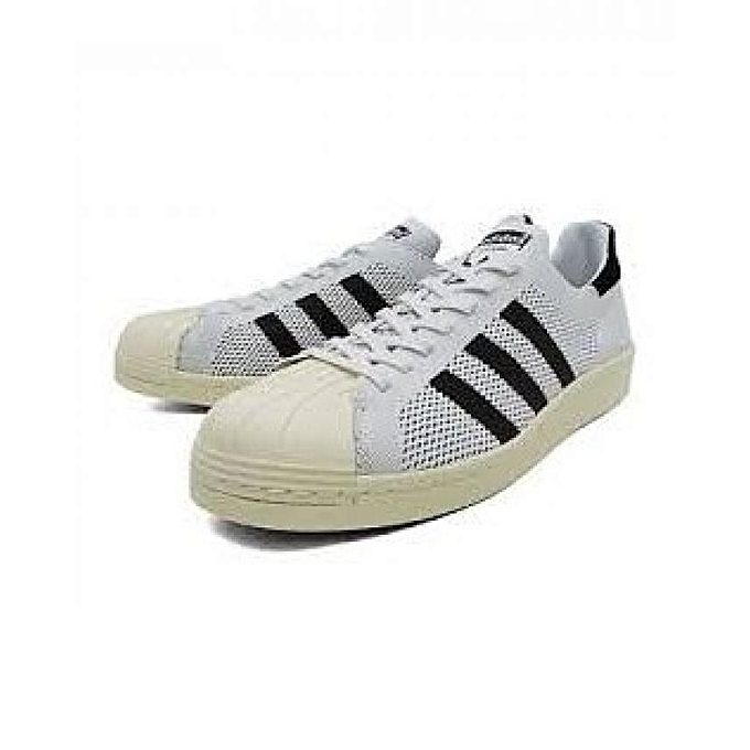 Prix Superstar Originals Adidas À Chaussures Primeknit 80s w4Fxq1nT