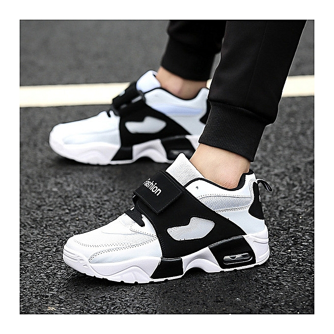 OEM Hommes's chaussures Décontracté platform sports FonctionneHommest lazy respirant hommes chaussures-blanc à prix pas cher