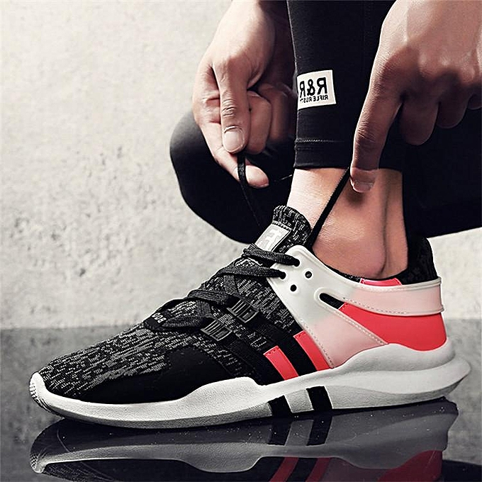 Fashion Fashion New  's Casual Sports Shoes Breathable Soft Athletic Athletic Soft Sneakers Running Shoes-EU à prix pas cher  | Jumia Maroc a27ae0
