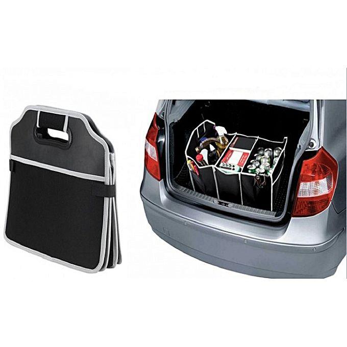 sac de stockage pour voiture achat auto moto jumia maroc. Black Bedroom Furniture Sets. Home Design Ideas