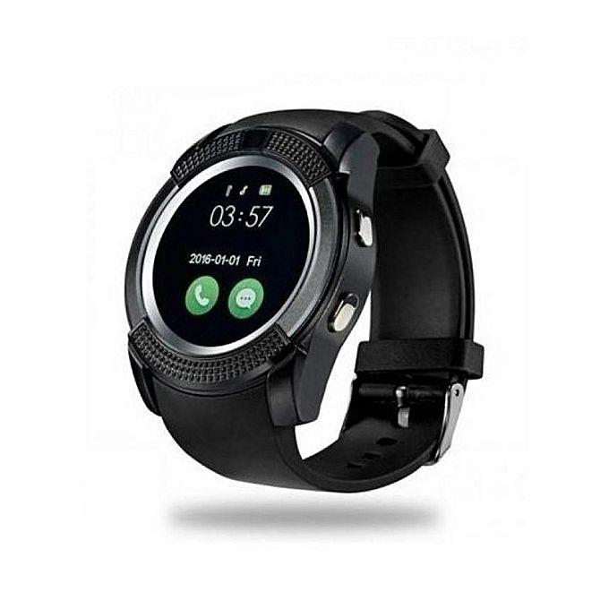 smart v8 montre connect e bluetooth homme montre camera bracelets haltere achat t l phones. Black Bedroom Furniture Sets. Home Design Ideas