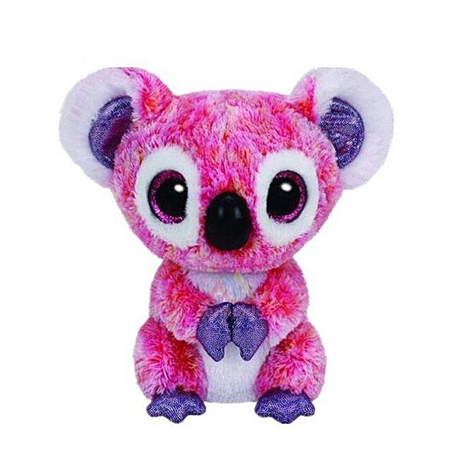 Autre Ty Beanie Boos 6  15cm oren deer Plush Regular Stuffed Animal Collection Soft Doll Toy juguetes brinquedos(Deep bleu) à prix pas cher