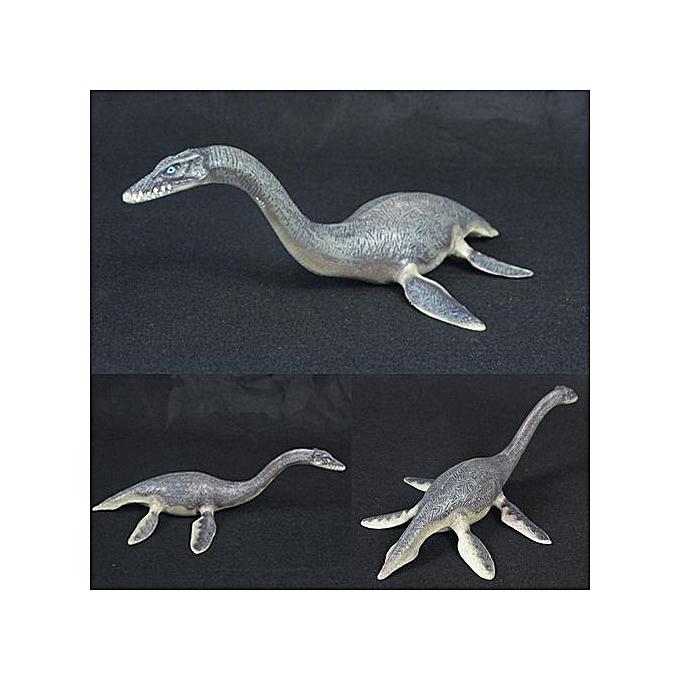 UNIVERSAL Realistic Plesiosaur Dinosaur Animal Figure Solid Plastic Enfants Fun Toys Model à prix pas cher