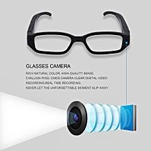 43736424f0489 HD 720P Glasses Hidden Eyewear Mini Camera Security DVR Video Camcorder For  Trend-spotter Traffic