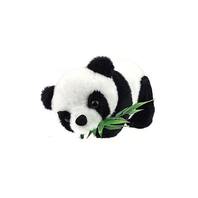 nouveauorldline 22cm Cadeau de Noël Bébé Enfant mignon doux Poupée en peluche Panda Poupée animaux à prix pas cher