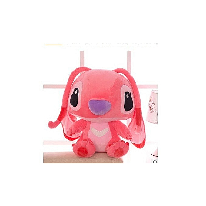 Autre New Kawaii Stitch Plush Toys Big Lilo and Stitch Stich Plush Toy Scrump Soft Stuffed Animal Doll Kids Toys Christmas Gift(o 38cm) à prix pas cher
