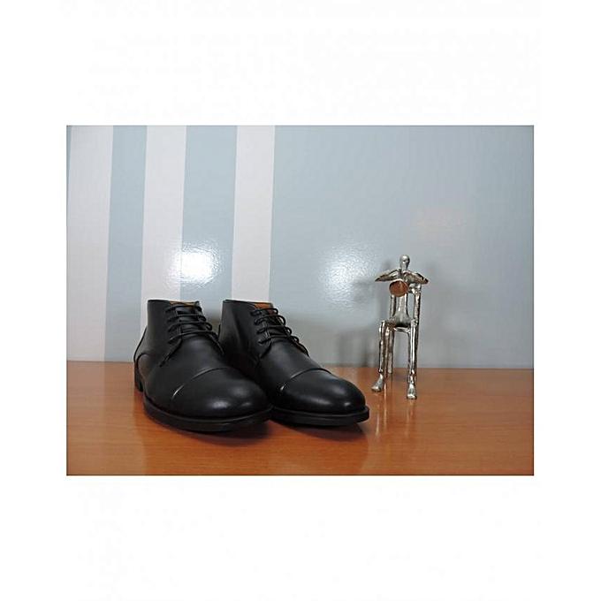 Autre Bottines de lux - Noir Noir - à prix pas cher  | Jumia Maroc c2d415