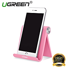 UGREEN Universal Multi-Angle Desk Stand Holder for Cellphone Tablet (Rose red) By