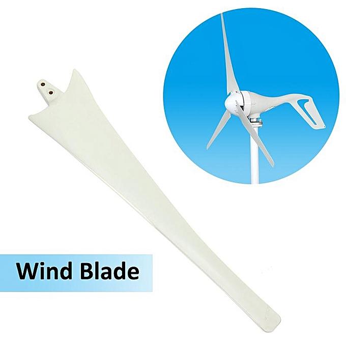 UNIVERSAL Wind Turbine Generator Nylon Fiber Blades Windmill Power Charge Accessories à prix pas cher