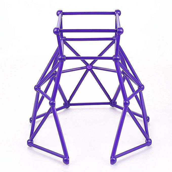 Sunshine Baby Monkey Climbing Stand Holder For Finger Monkey Jungle Gym Interactive Toy-1 à prix pas cher