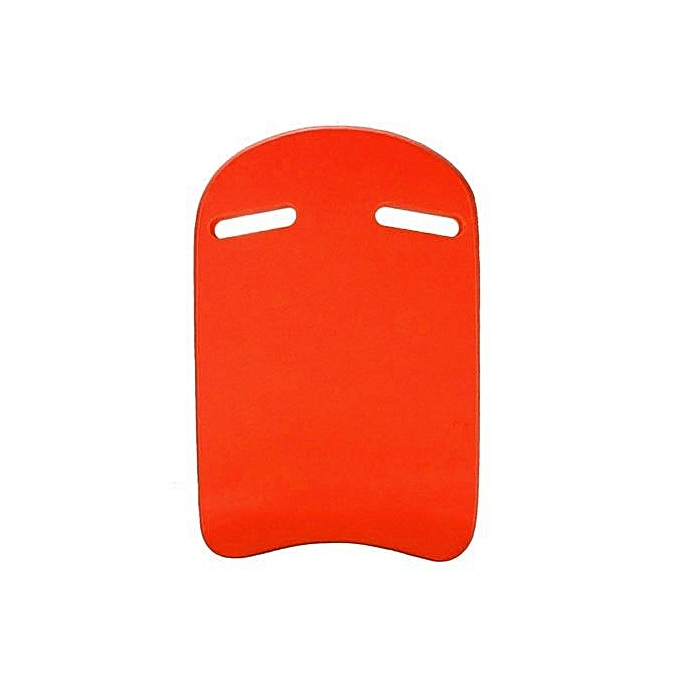 UNIVERSAL Swimming Swim Safty Pool Training Aid Training Kickboard Float Board Adults Kids Orange à prix pas cher