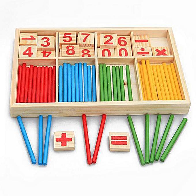 Generic Intelligence Mathématique Pour Enfants à prix pas cher