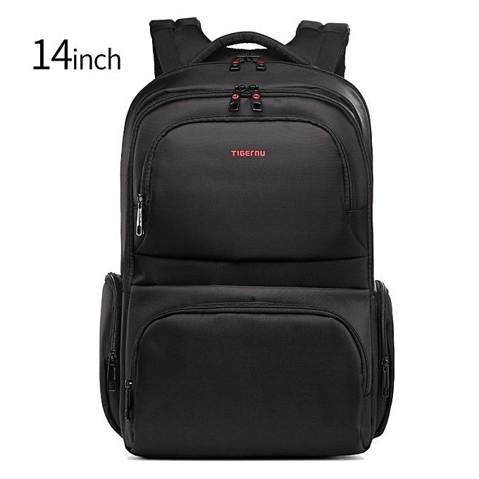 OEM nouveau imperméable 15.6 Inch Laptop sac à dos Leisure School sac à doss sacs For Pour des hommes marron à prix pas cher