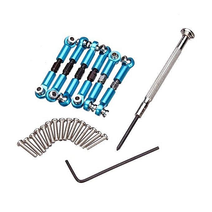 UNIVERSAL Wltoys A959 A969 A979 K929 Metal Set RC voiture Spare Parts bleu à prix pas cher