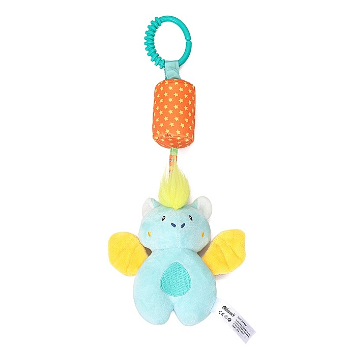 Autre Newborn Baby Plush Stroller Toy Baby Rattles Mobiles Cartoon Animal Hanging Bell Educational Baby Toys for 0 12 Months Speelgoed(D14807) à prix pas cher