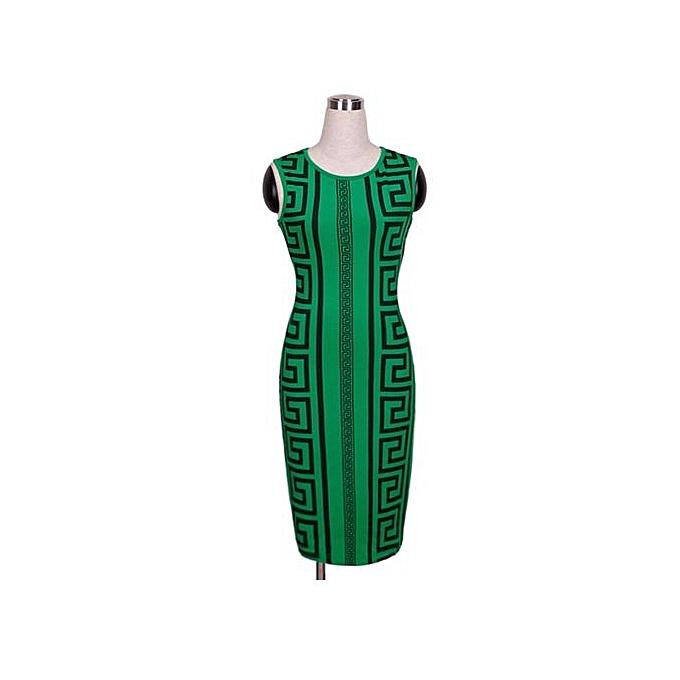 Sunweb Midi Robe (vert) à prix pas cher