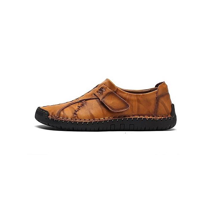 HT  s Slip-On Leather Loafer à prix pas cher cher cher  | Jumia Maroc | Léger  52f179