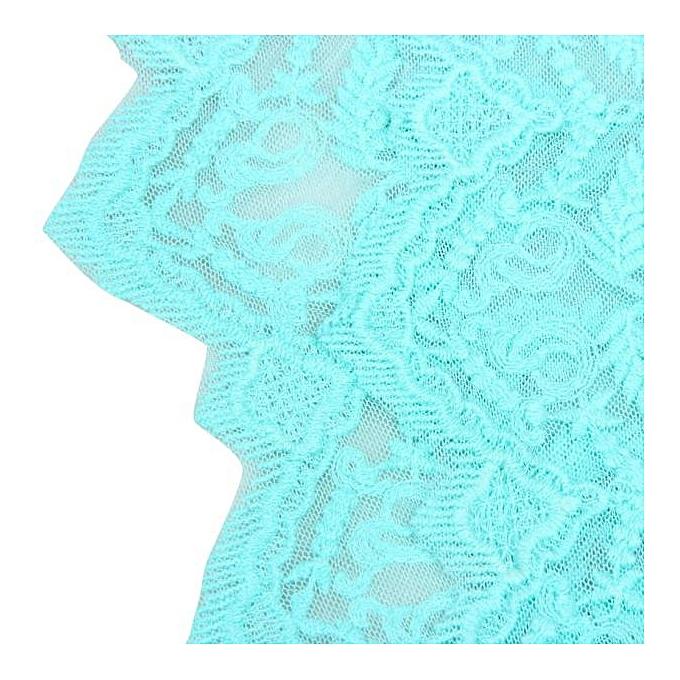 Fashion (Xiuxingzi) femmes Solid Sleeveless Lace T-Shirt Casual Summer Blouse Tops Vest  XXXXXL à prix pas cher