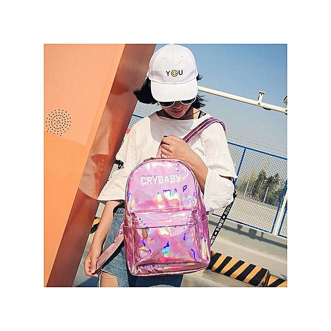Generic Tectores mode Accessories femmes Hommes sac à dos Shoulder Booksacs School Satchel voyage sac à dos à prix pas cher