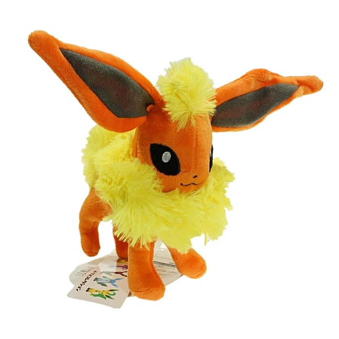 Autre Umbreon Eevee Espeon Jolteon Vaporeon Glaceon Leafeon Squirtle Jigglypuff Animal voituretoon Soft Stuffed Plush Toy Dolls(Plum) à prix pas cher