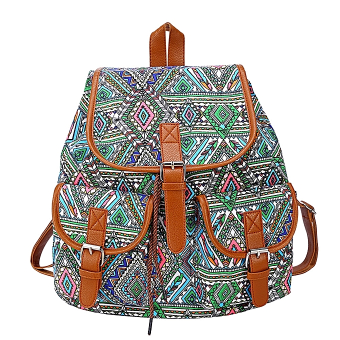 Fashion Backpack for femmes & Girls Boys Casual Book Bag Sports Daypack à prix pas cher