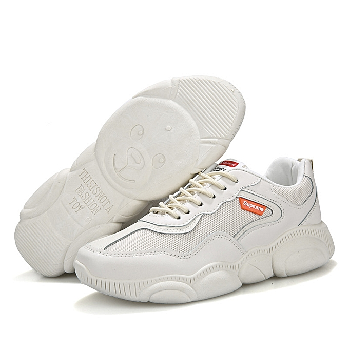 Fashion Trendy wild fashion sports chaussures hommes bear chaussures Khaki à prix pas cher    Jumia Maroc