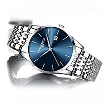 83dd2ee57 Multifunctional Classic Fashion Men Business Watch Luxury Male Quartz Blue