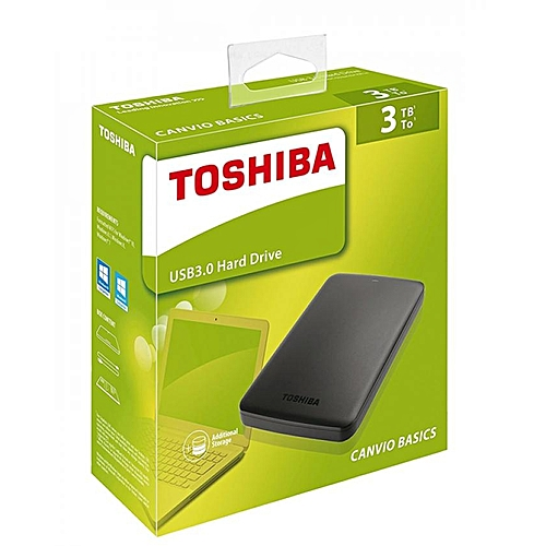 canvio basics hdd 3 to disque dur externe portable 2 5 3 to usb 3 0 achat p riph riques. Black Bedroom Furniture Sets. Home Design Ideas