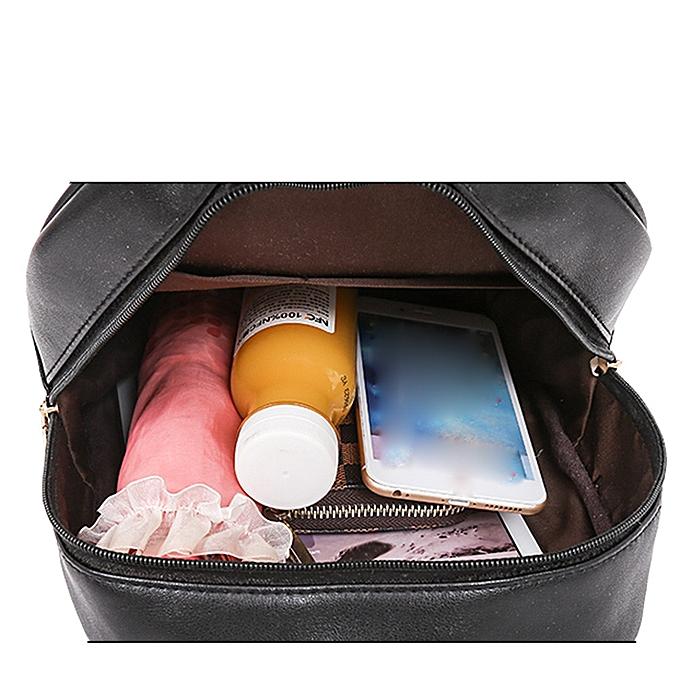 OEM femmes Rivet sac à dos mode Causal sacs Bead Female Shoulder sac sac à doss BK à prix pas cher