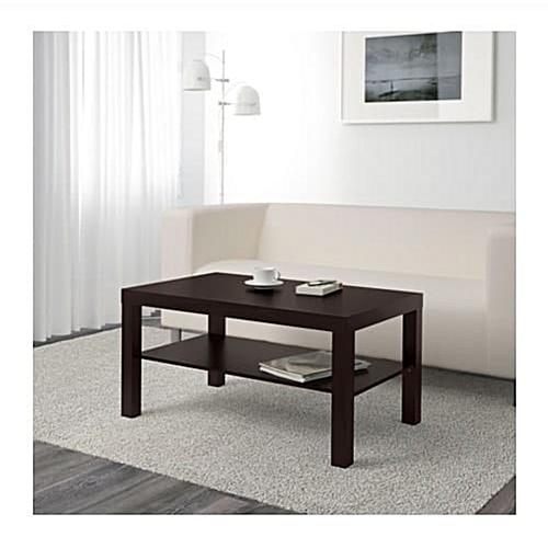 Ikea Table Basse Noir Brun Importé 90x55 Cm à Prix Pas Cher Jumia