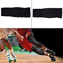 buy online 4d353 b5e80 Kids Adult Crashproof Pad Basketball Leg Knee Long Sleeve Protective Gear