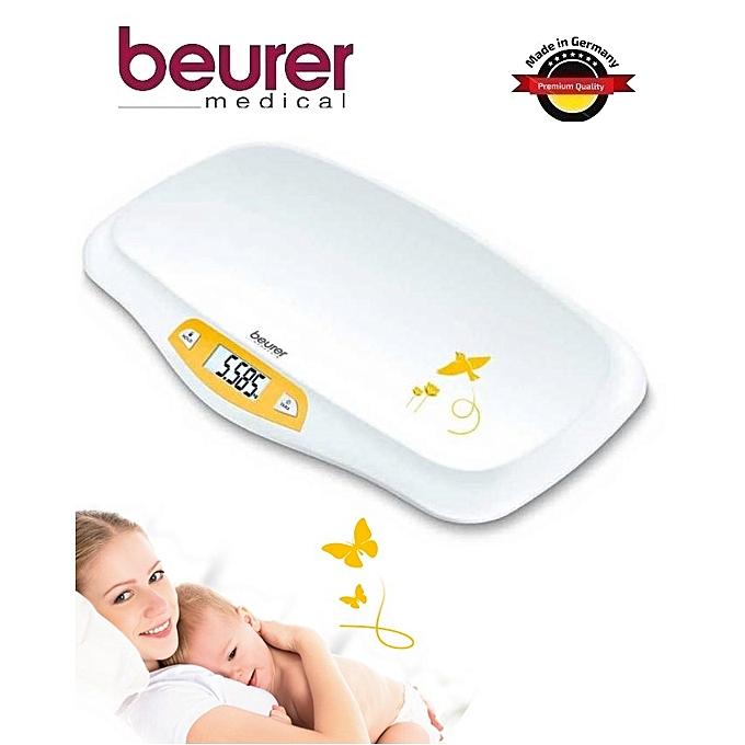 Beurer Pèse bébé électronique - BY80 à prix pas cher