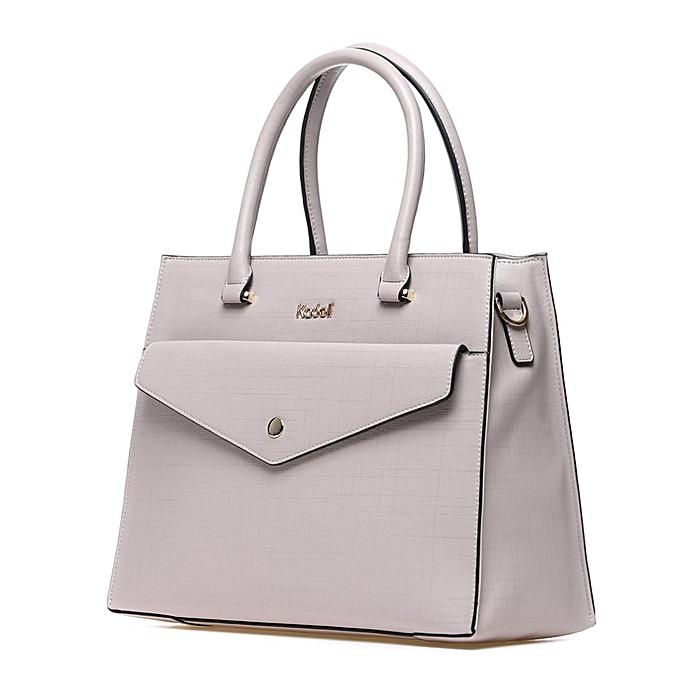 UNIVERSAL Kadell Business Large Capacity Handbag Obscure Design Big Pocket à prix pas cher