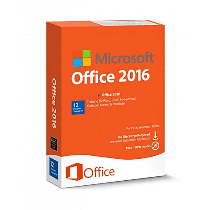 microsoft office professional 2016 key card prix pas cher black friday 2018 jumia maroc. Black Bedroom Furniture Sets. Home Design Ideas