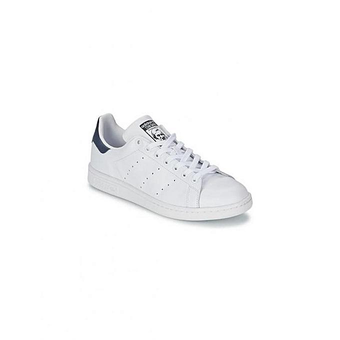 Adidas STAN SMITH Blanc / Bleu à prix cher pas cher prix  | Jumia Maroc 068d71