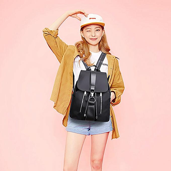 OEM femmes Backpack Bucket Bag Drawstring Fashion Hook Fashion Backpack à prix pas cher