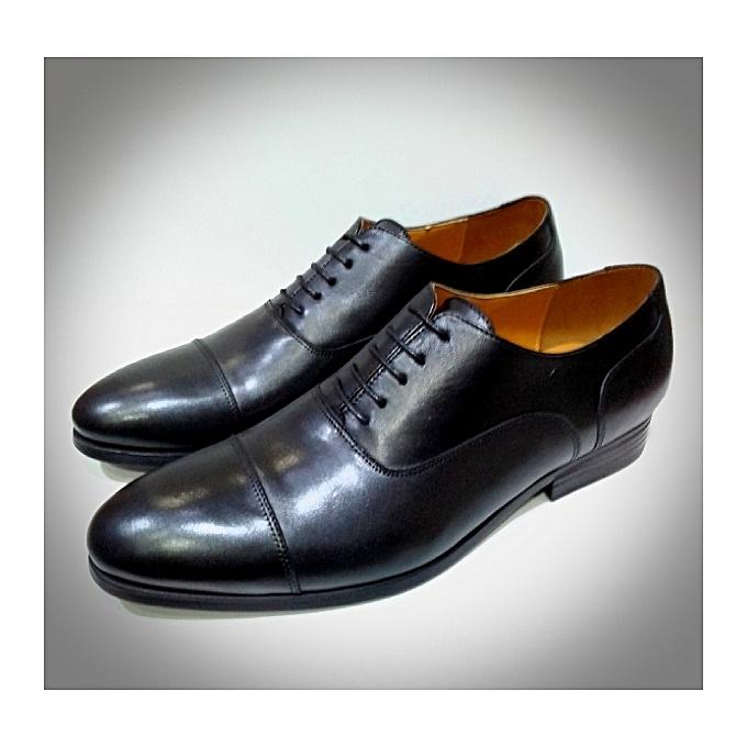 5b177911556786 amp;a Prix À Pas Chaussures Noir Homme Maroc B CherJumia IyfYgvb76