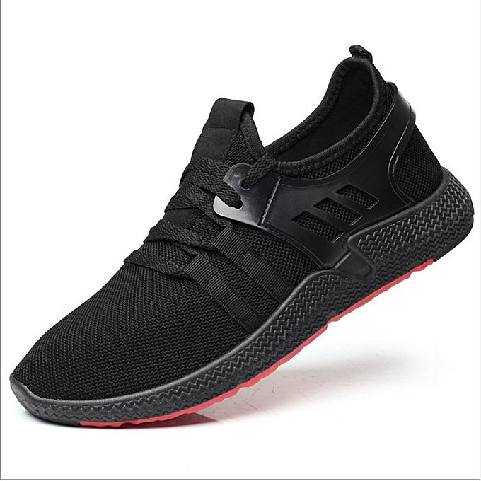 Fashion Sports chaussures, male student, sports running chaussures noir à prix pas cher    Jumia Maroc