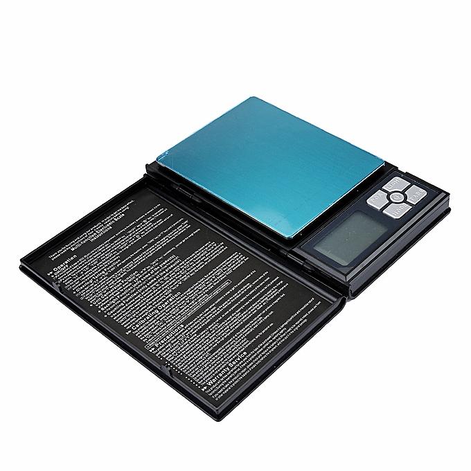 OEM 500g x 0.01g Portable Digital Scale Tea Herb Balance Weight Gram LCD à prix pas cher