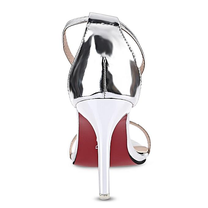Fashion Sexy   Thin High High Thin Heel Sandals-SILVER à prix pas cher  | Jumia Maroc fe5cda